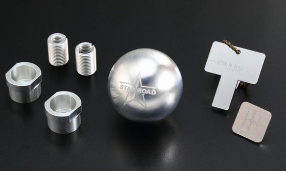 Star Road Billet Shift knob kit for Datsun 240Z 260Z 280Z 510 Skyline Hakosuka / Kenmeri