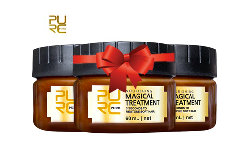 Magical Hair Treatment (2 +1 GRATIS!)