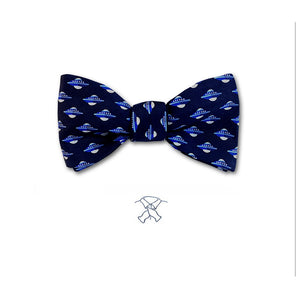 Flying Saucer Bow Tie