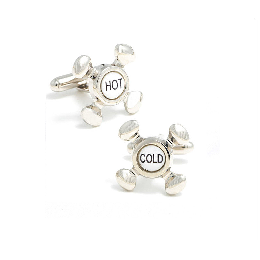 Hot Cold Cufflinks