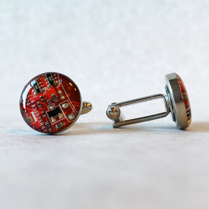 Circuits / Motherboard Cuff links