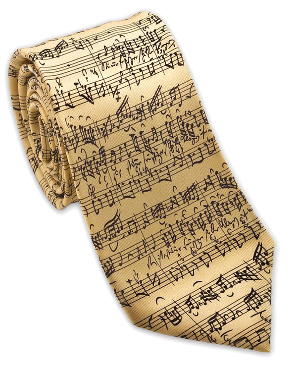 Music by JS Bach Necktie - Boys
