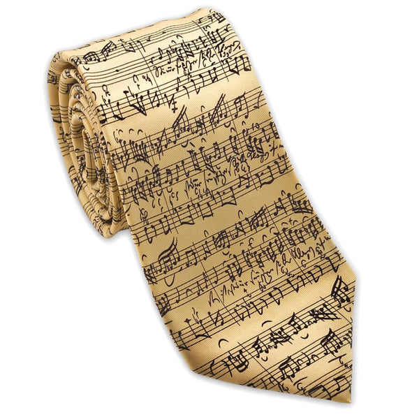 Music by JS Bach Necktie