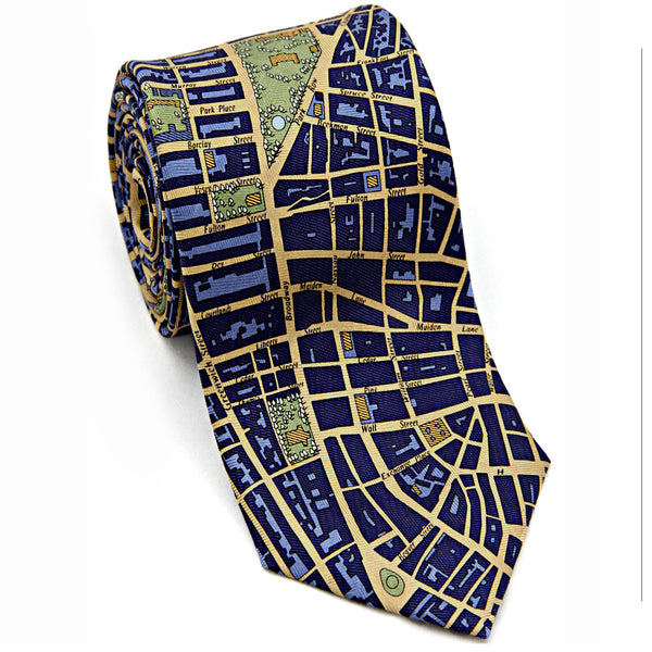 New York City CIVITAS Necktie