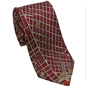 San Francisco CIVITAS Necktie