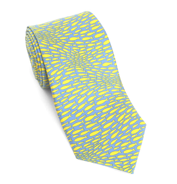 School of Fish Necktie