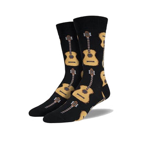 Guitars on Socks