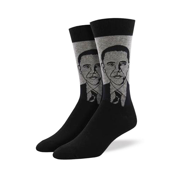 President Obama on Socks