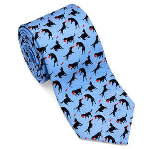 Disc Dog Necktie