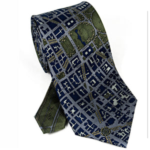 Washington DC CIVITAS Necktie