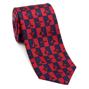 Aviation and Planes Necktie