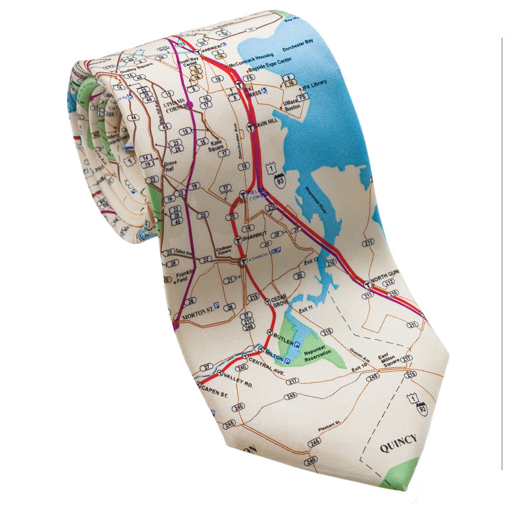 Boston T Necktie