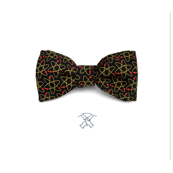 Atoms Diagram Bow Tie
