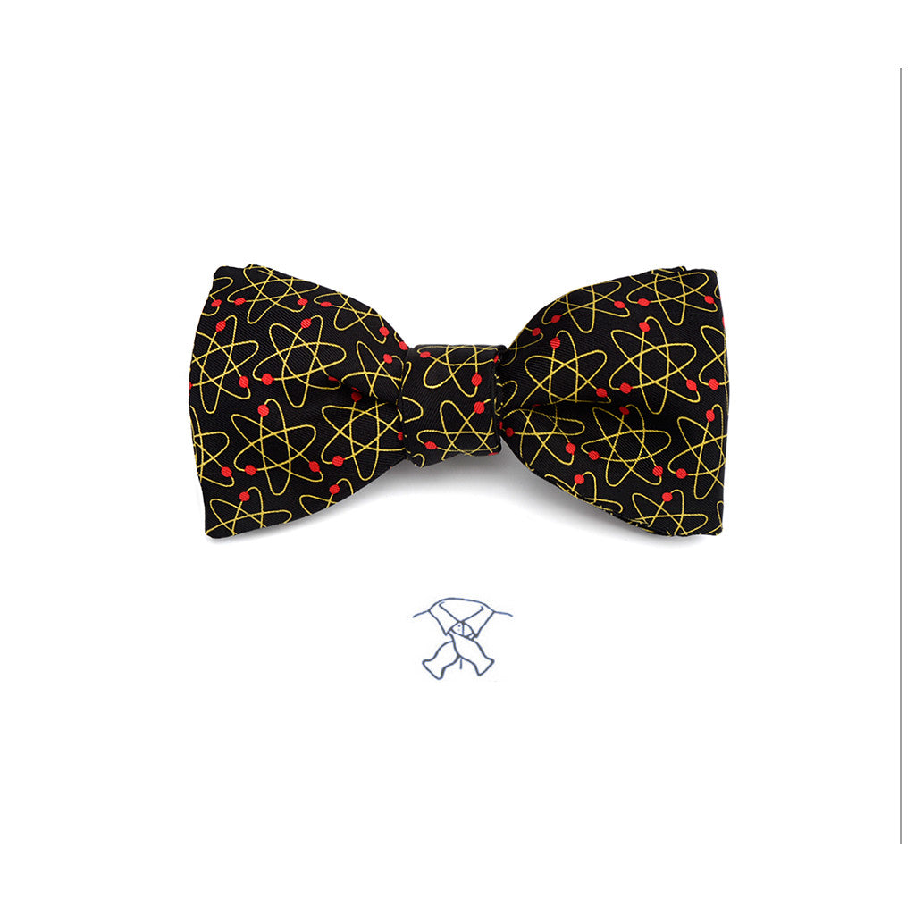 Atoms Diagram Bow Tie - Boys