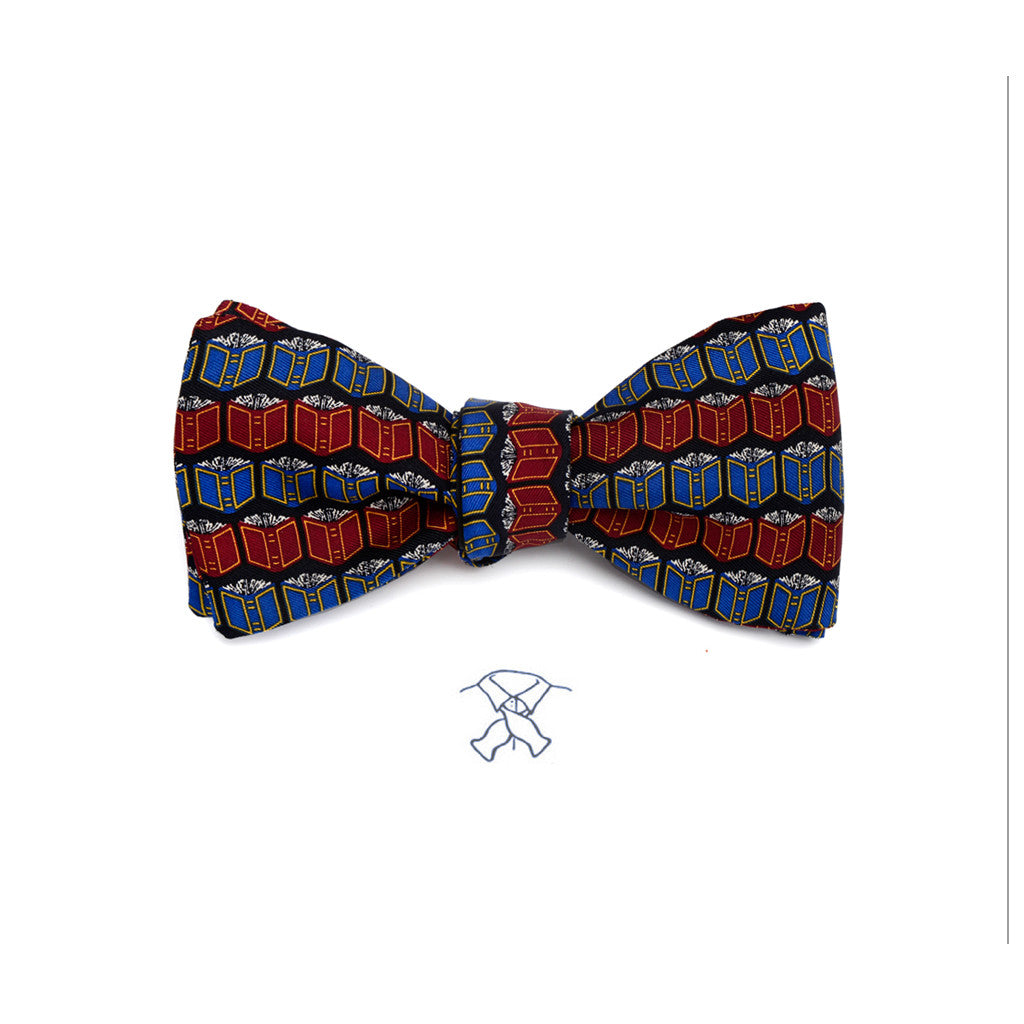 Books Bow Tie - Boys