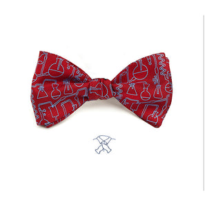 Chemistry Set Scientific Bow Tie