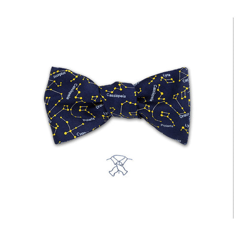 Constellations Bow Tie - Boys
