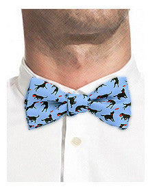 Disc Dog Bow Tie