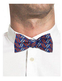 DNA Strand Bow Tie