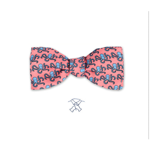 Octopus Bow Tie - Boys