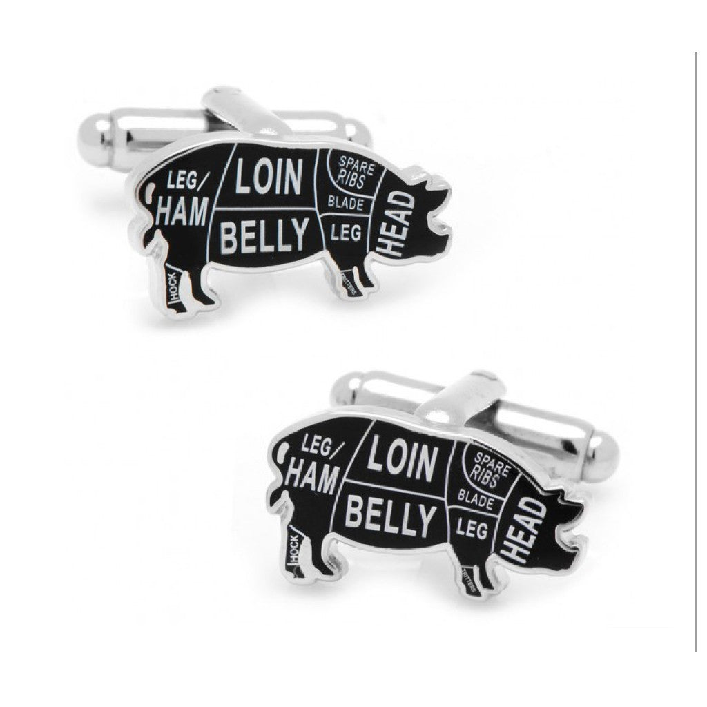 Butcher Cuts Cufflinks