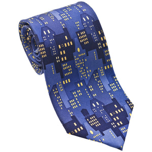 City Lights Necktie