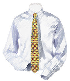 Day of the Dead Necktie
