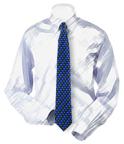 Building Blocks Necktie