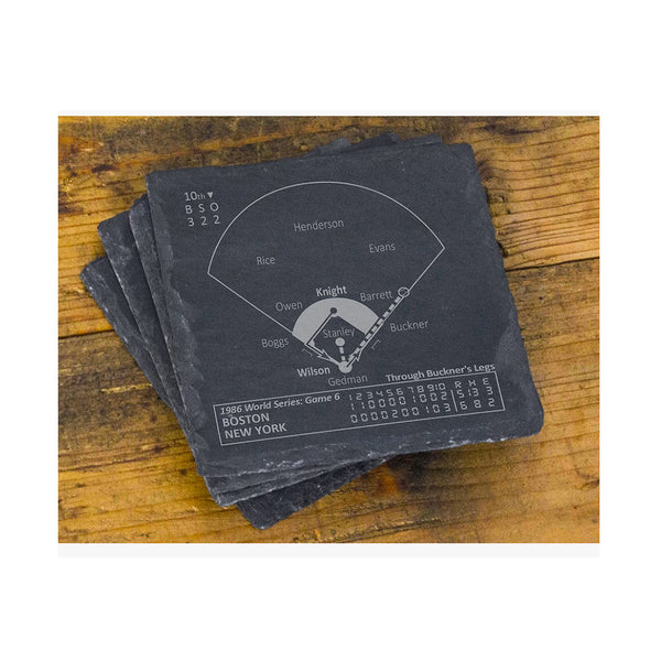 Greatest Plays Coasters - Mets