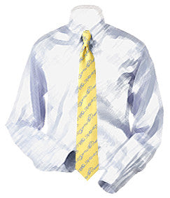 Nautical Knots Necktie