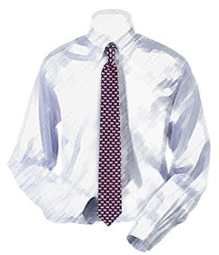 Flying Pig Necktie
