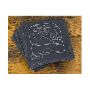 Greatest Plays Coasters - Rangers