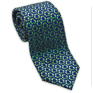 Recycle Icon Necktie - Boys