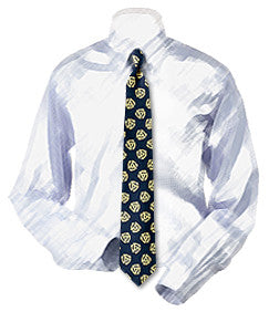 45 Record Adaptor Necktie