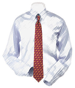 Bikes in Motion Necktie