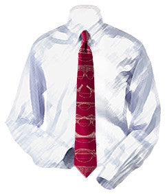 Bridges Blueprint Necktie