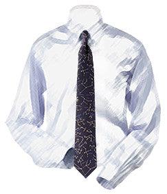 Constellations Necktie - Boys