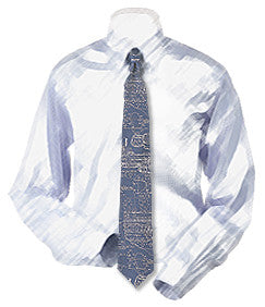 Formula Necktie - Scientific