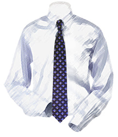 Flying Saucer Necktie