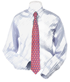Weather Vane Necktie