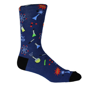 Chemistry and Science Socks