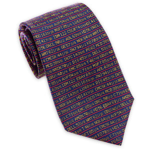 Stock Ticker Necktie
