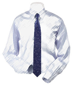 Asteroids Video Game Necktie