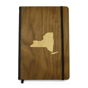 Personalized Wooden Journal