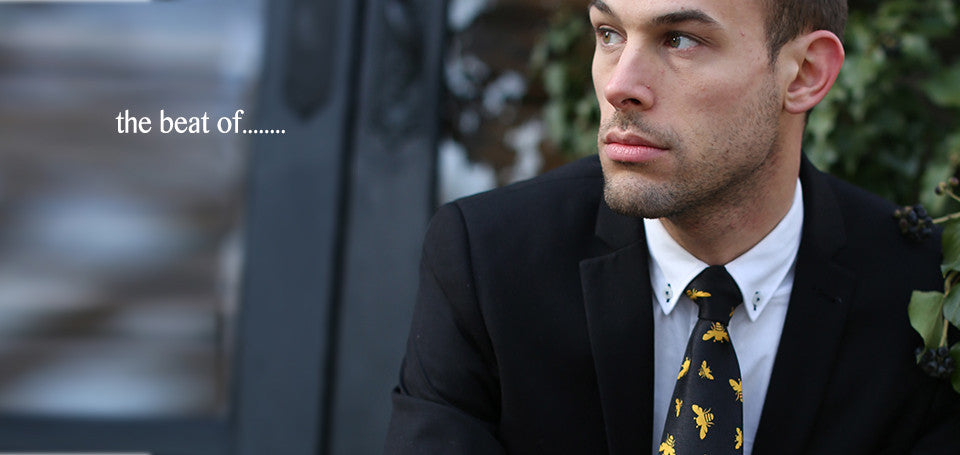 Unique and creative silk Neckties and silk Bow Ties for men and boys. Hand-Finished in New York City. 100% Pure Silk.