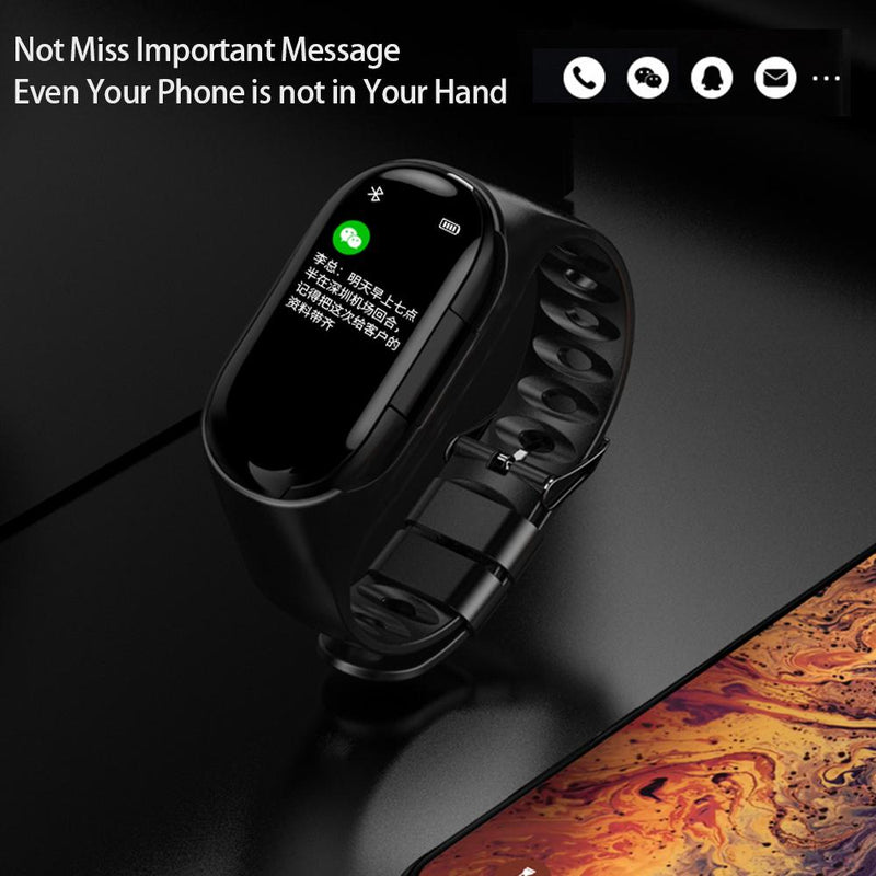 Smart Watch Heart Rate Monitor - AlphaDreamstore