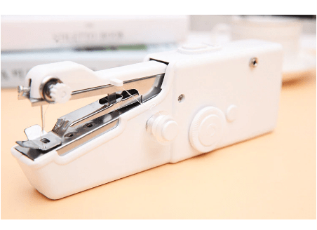 [ Flash Sale] Portable Handheld Mini Sewing Machine - AlphaDreamstore