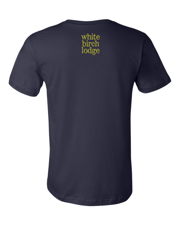 White Birch Lodge Elk Lake Premium Unisex T-Shirt
