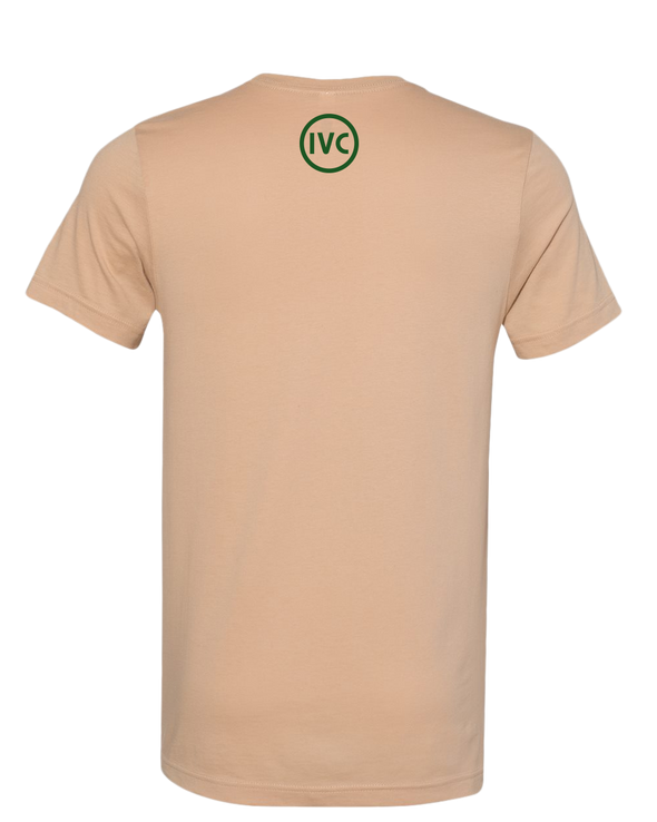 Island View Cottages Green Logo Premium Unisex T-Shirt