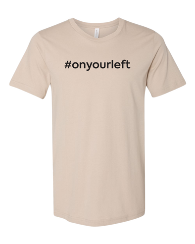 Intrepid Cycling #onyourleft Premium Unisex T-Shirt